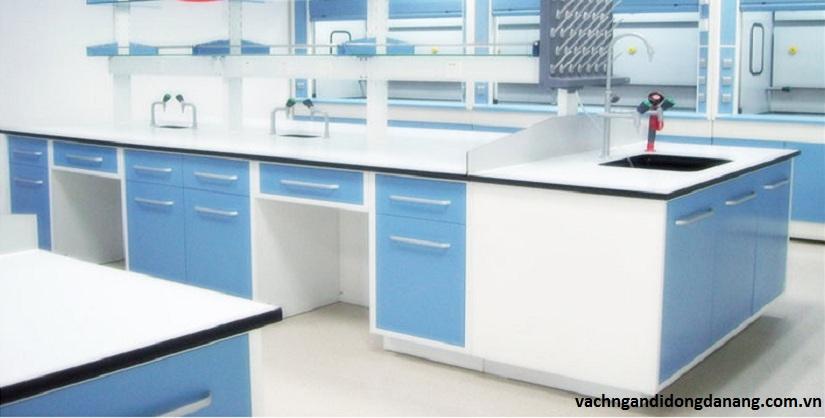 bàn thí nghiệm bằng tấm Compact
