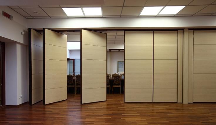 """""""Chết mê"""" với những loại vách ngăn đi động văn phòng ở Đà Nẵng"""