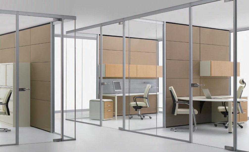Vách ngăn kính di động ở Đà Nẵng - Sự lựa chọn hoàn hảo cho văn phòng của bạn