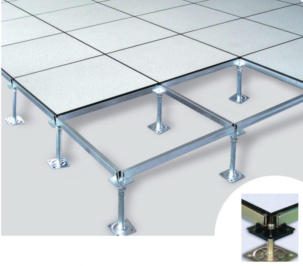 Tiêu chuẩn sàn nâng kỹ thuật chất lượng dành cho phòng sạch