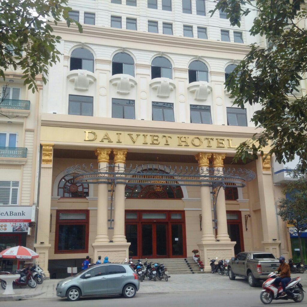 Khách sạn Đại Việt Thanh Hóa