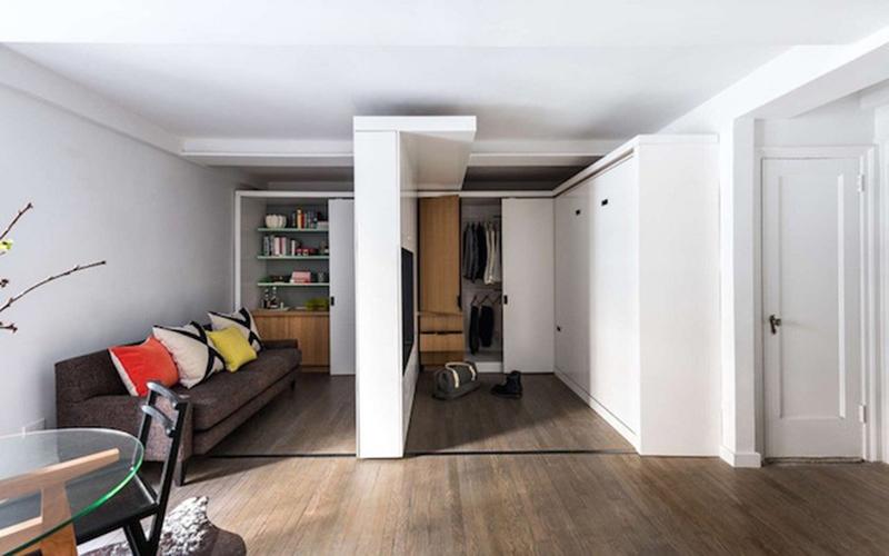 4 lý do nên sử dụng vách ngăn di động cao cấp cho căn nhà của bạn