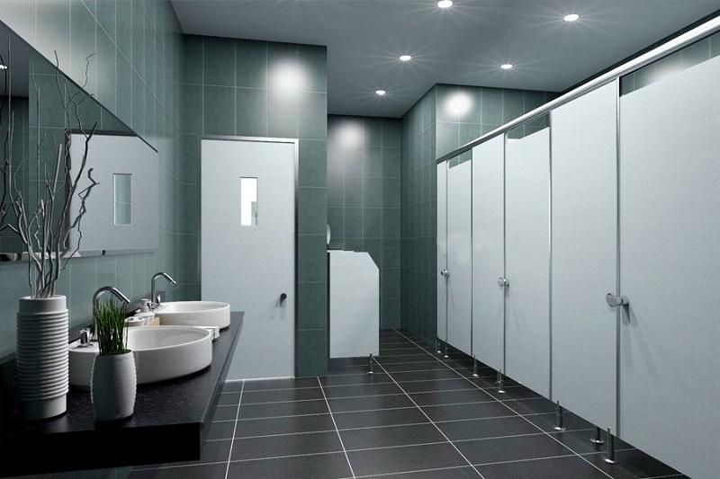 Thi công vách ngăn vệ sinh cần lưu ý những gì?