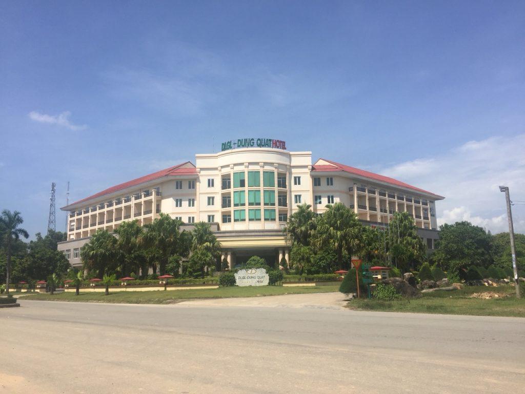 Khách sạn Hoàng Anh dốc Sỏi Dung Quất Quảng Ngãi