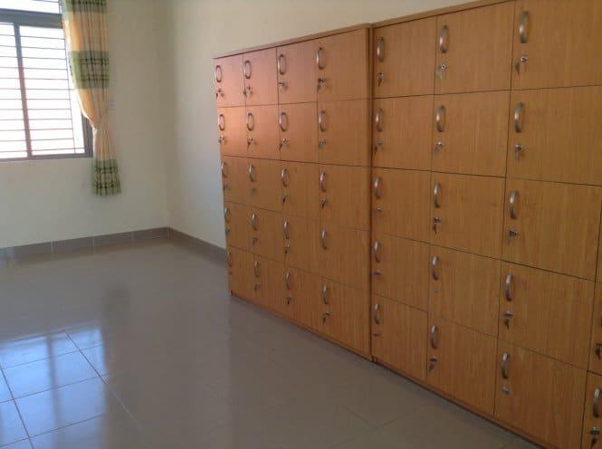 Tủ locker gỗ tại Đà Nẵng