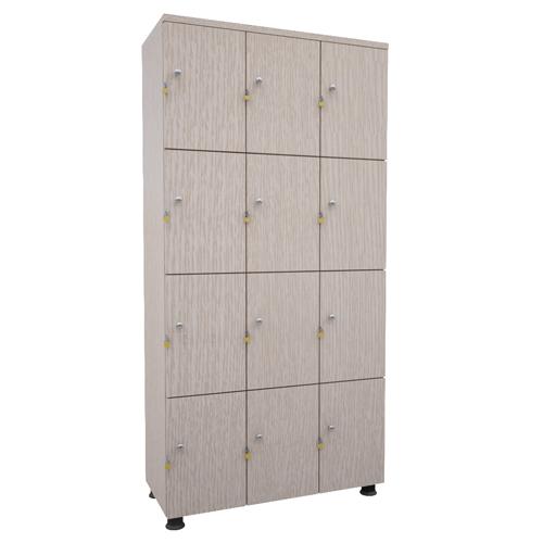 tủ locker gỗ công nghiệp