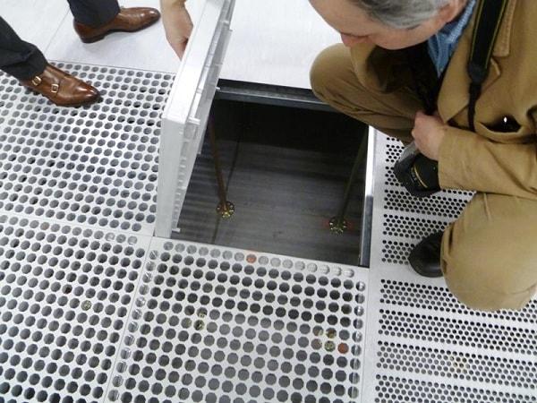 Sàn nâng kỹ thuật có thể được phủ nhiều chất liệu bề mặt khác nhau