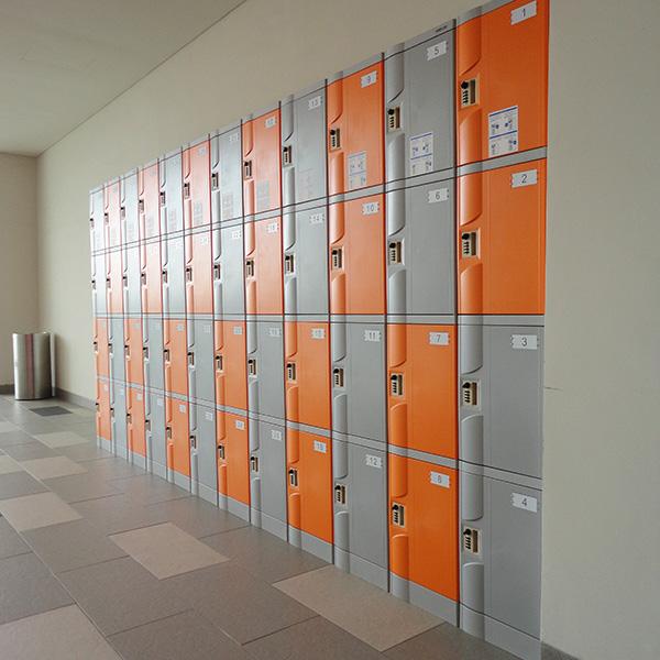 Mẫu tủ locker tại Đà Nẵng dành cho trường học