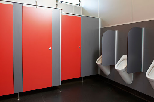 TOP 10 mẫu thiết kế vách ngăn vệ sinh nhà hàng tại Đà Nẵng đẹp
